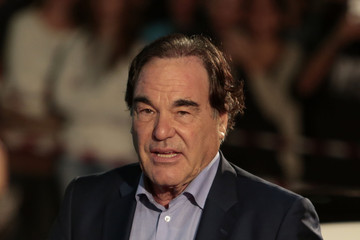 Oliver Stone Oliver Stone Attends '48th Sitges Film Festival'
