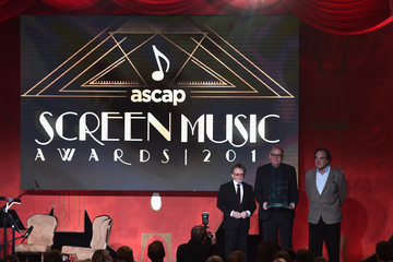 Oliver Stone 2016 ASCAP Screen Music Awards - Inside