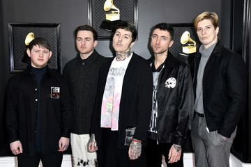 Oliver Sykes 62nd Annual GRAMMY Awards – Arrivals