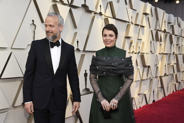Olivia Colman 91st Annual Academy Awards - Red Carpet