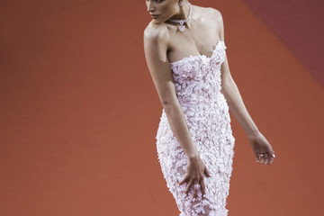 Olivia Culpo 'Sibyl'Red Carpet - The 72nd Annual Cannes Film Festival