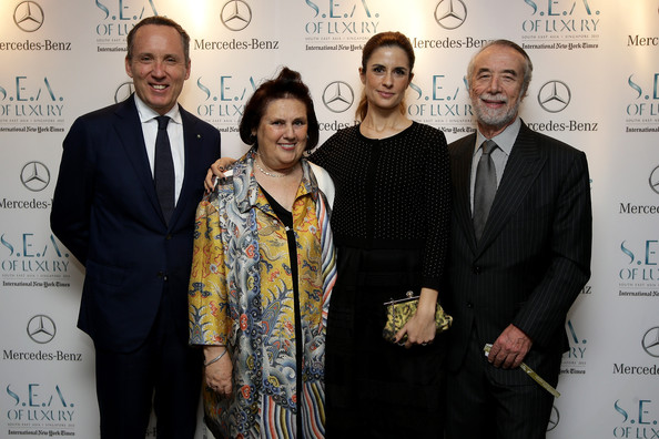 suzy menkes, SEA of luxury, international luxury conference