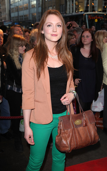 Olivia Hallinan - The King's Speech - Press Night