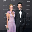 Olivia Hamilton 2018 LACMA Art + Film Gala Honoring Catherine Opie And Guillermo Del Toro Presented By Gucci - Red Carpet