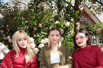 Olivia Holt SP22 Michael Kors Collection Runway Show - Front Row & Backstage