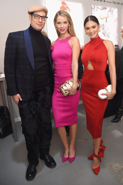 Seen Around Fall 2016 New York Fashion Week: The Shows - Day 4