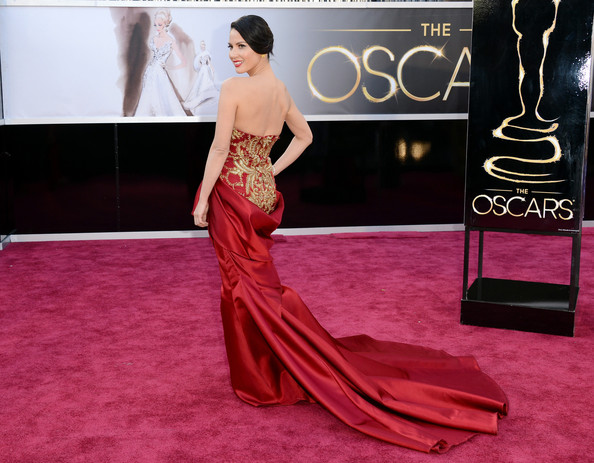 Olivia Munn - 85th Annual Academy Awards - Arrivals
