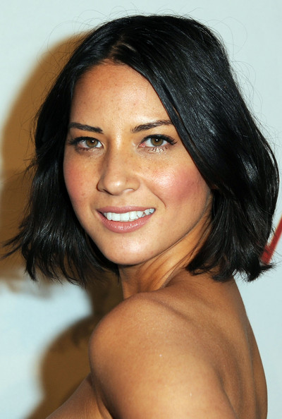 Olivia Munn Actress Olivia Munn attends the Maxim Party Powered by Motorola Xoom at Centennial Hall at Fair Park on February 5, 2011 in Dallas, Texas.