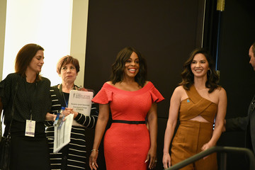 Olivia Munn Niecy Nash 24th Annual Screen Actors Guild Awards Nominations Announcement