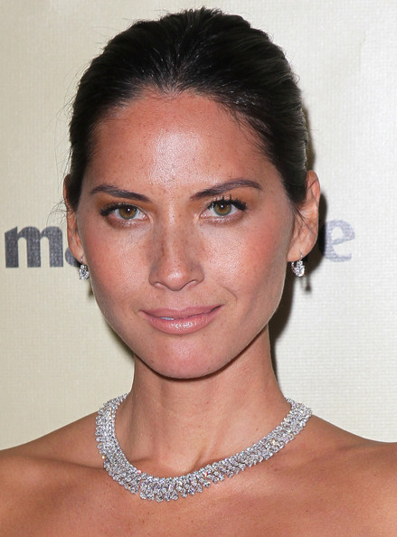 Olivia Munn Actress Olivia Munn attends The Weinstein Company's 2013 Golden Globe Awards After Party at The Beverly Hilton hotel on January 13, 2013 in Beverly Hills, California.