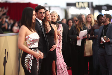 Olivia Munn 24th Annual Screen Actors Guild Awards - Red Carpet