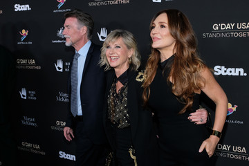 Olivia Newton-John G'Day USA 2020 - Arrivals