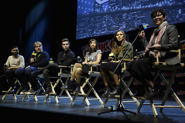 Cartoon Network Press Hours, Signings and Panels At New York Comic Con - Friday October 9, 2015