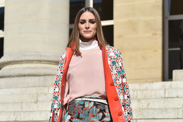 Olivia Palermo Fendi Couture - Paris Fashion Week - Haute Couture Fall Winter 2018/2019