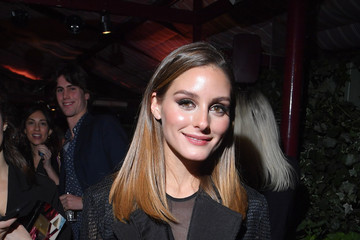 Olivia Palermo Victoria Beckham x YouTube Fashion & Beauty After Party At London Fashion Week Hosted By Derek Blasberg And David Beckham
