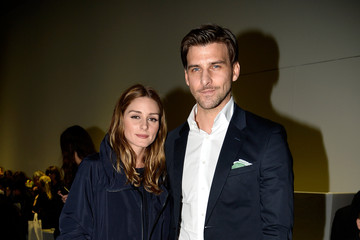 Olivia Palermo Front Row at Akris