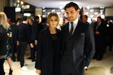 Olivia Palermo Johannes Huebl Montblanc Celebrates 90 Years Of The Iconic Meisterstuck - Inside