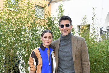 Olivia Palermo Johannes Huebl Tod's - Arrivals and Front Row: Milan Fashion Week Autumn/Winter 2019/20