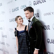 Olivia Palermo Johannes Huebl 2019 Glamour Women Of The Year Awards - Arrivals And Cocktail