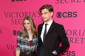 Olivia Palermo Johannes Huebl Arrivals at the Victoria's Secret Fashion Show