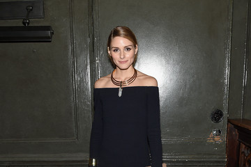 Olivia Palermo 'Spectre' Pre-Release Screening, Hosted by Champagne Bollinger with the Cinema Society - After Party