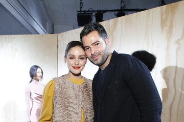 Olivia Palermo Jonathan Simkhai - Front Row - February 2019 - New York Fashion Week: The Shows