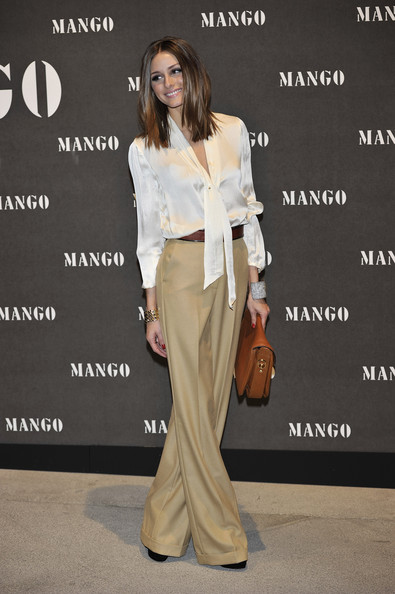 Olivia Palermo - Mango Present New Collection Spring/Summer 2011