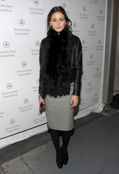 Olivia Palermo - Mercedes-Benz Fashion Week Fall 2010 - People and Atmosphere - Day 6