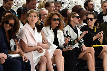 Olivia Palermo Front Row at Christian Dior
