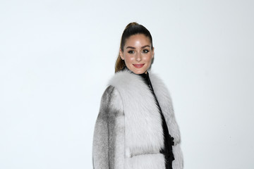 Olivia Palermo Elie Saab : Front Row - Paris Fashion Week Womenswear Fall/Winter 2020/2021