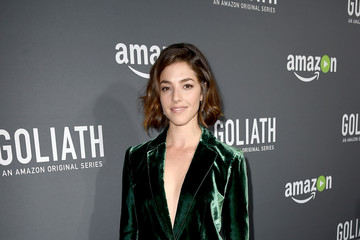 Olivia Thirlby Premiere of Amazon's 'Goliath' - Red Carpet