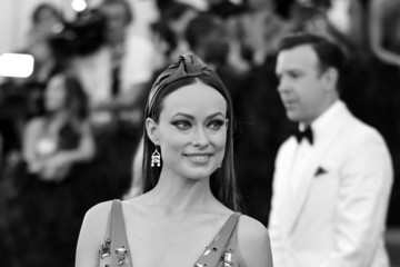 "Olivia Wilde ""China: Through The Looking Glass"" Costume Institute Benefit Gala"