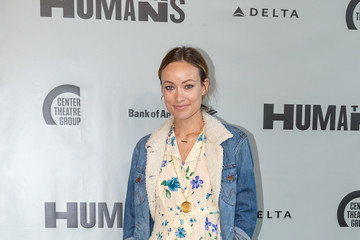 Olivia Wilde Opening Night Of 'The Humans' - Arrivals
