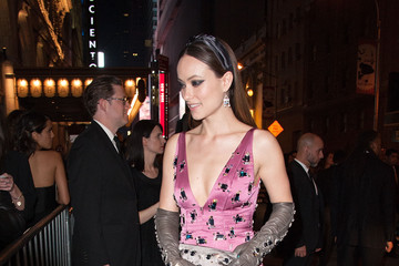 Olivia Wilde 'China: Through The Looking Glass' Costume Institute Benefit Gala - After Parties