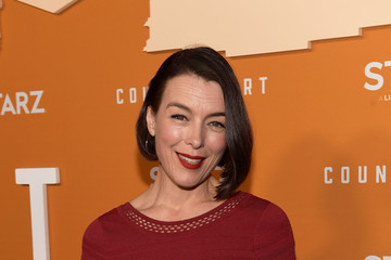 Olivia Williams Premiere Of Starz's 'Counterpart' Season 2 - Arrivals