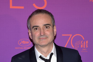 Olivier Assayas Opening Gala Dinner Arrivals - The 70th Annual Cannes Film Festival
