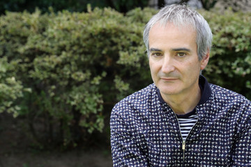 Olivier Assayas Day 2 - 70th Locarno Film Festival