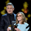Bill Pullman and Sally Field Photos