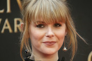 Hannah Arterton attends The Olivier Awards with Mastercard at Royal Albert Hall on April 8, 2018 in London, England.
