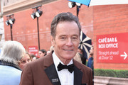 Bryan Cranston attends The Olivier Awards with Mastercard at Royal Albert Hall on April 8, 2018 in London, England.