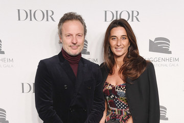 Olivier Bialobos 2018 Guggenheim International Gala Pre-Party, Made Possible By Dior