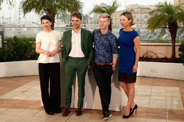 Olivier Pilon 'Mommy' Photo Call at Cannes