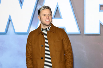 "Olly Murs ""Star Wars: The Rise of Skywalker"" European Premiere - Red Carpet Arrivals"