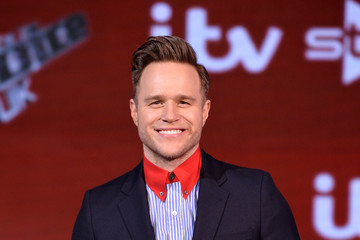Olly Murs 'The Voice' Pre-Final Event - Red Carpet Arrivals