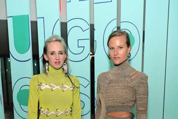 Olympia Scarry HUGO BOSS and GUGGENHEIM Celebrate the 20th Anniversary of the HUGO BOSS Prize - Inside