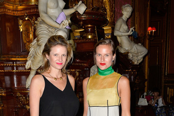 Olympia Scarry Dinner to Celebrate the Launch of Fabrizio Viti Cruise 18 Collection Back In Love Again