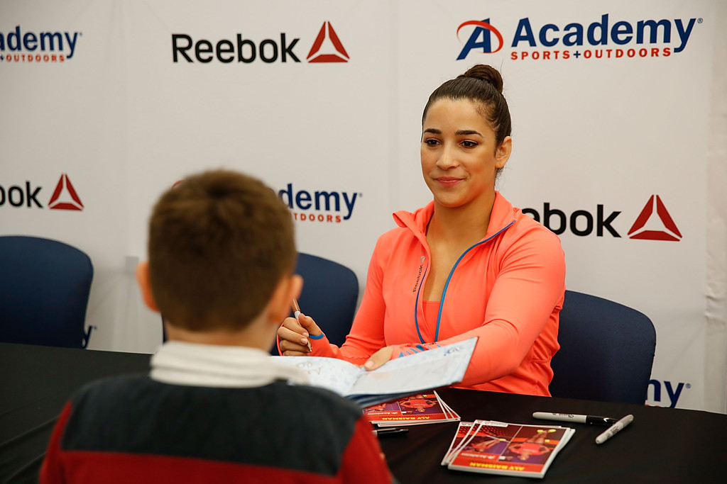 What's Her Secret: Aly Raisman