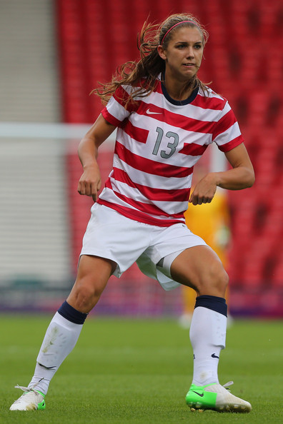 Alex Morgan Abs Alex morgan