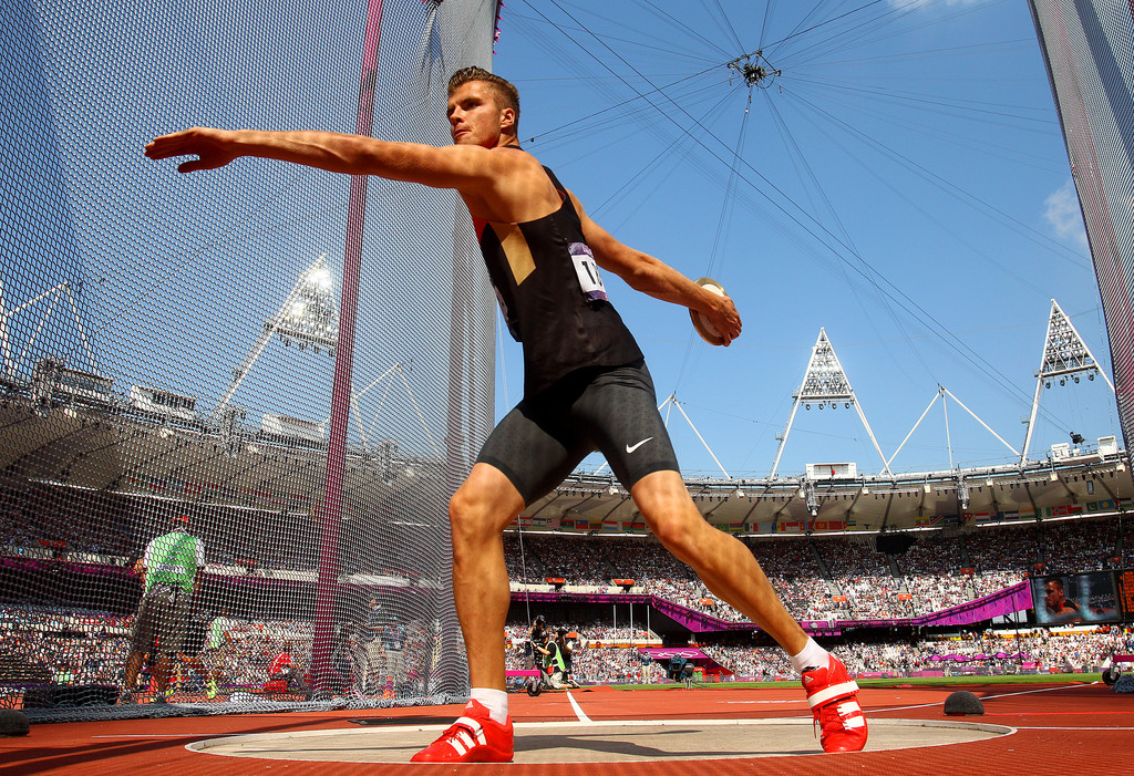 Pascal Behrenbruch in Olympics Day 13 - Athletics - Zimbio