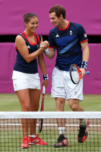 Andy Murray in Olympics Day 8 - Tennis - Zimbio